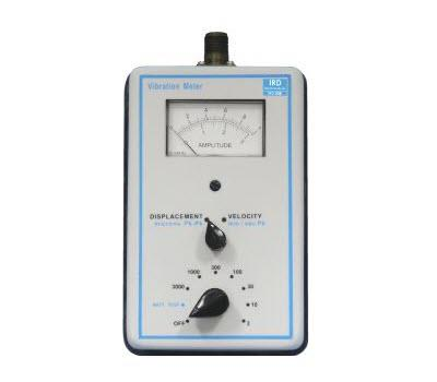 Portable Analog Vibration Meter +محصولات